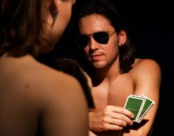 strip poker story