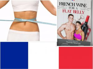 French Wine for a Flat Belly